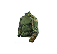 101 Inc - Bluza Combat Shirt UBAC Warrior - Marpat