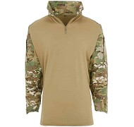 101 Inc - Bluza Combat Shirt UBAC Warrior - Multicam