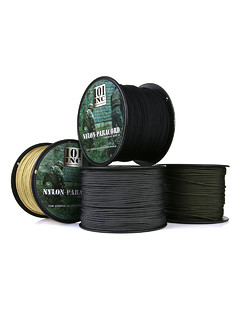 101 Inc - Linka paracord 1 metr - coyote