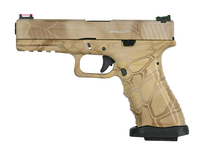 ACP601 CO2 Blow Back Pistol - NM [APS]