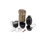 BCB - Kuchenka turystyczna Crusader Cooking System in Pouch - Multicam