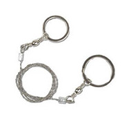 BCB - Piła - Commando Wire Saw - Metal Rings - CM020