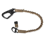 Cetacea Tactical - 39,5'' Operator Retention Lanyard w/Shackle -Coyote
