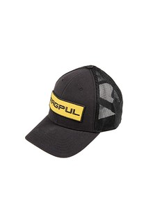 Czapka Magpul Wordmark Patch Mid Crown Snapback - Czarna