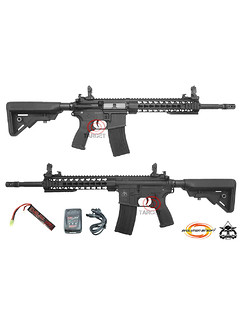 Evolution Airsoft - EV Recon S 14,5 - Czarny
