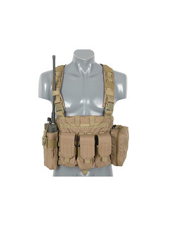 Force Recon Chest Harness - Coyote [8FIELDS]
