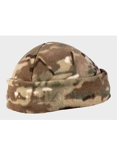 HELIKON - Czapka DOKERKA - Fleece - MP Camo