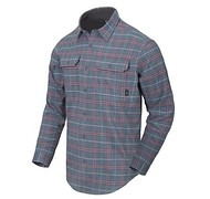 Helikon - Koszula GreyMan Shirt - Graphite Plaid M/Regular