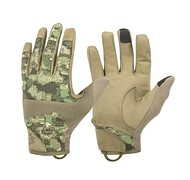 Helikon - Range Tactical Gloves Hard - PenCott WildWood/ Coyote