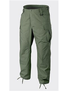 HELIKON - Spodnie SFU NEXT - PolyCotton Twill - Olive Green - M - Regular