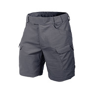 "HELIKON - Spodnie Urban Tactical Shorts 8.5"" - PolyCotton Ripstop - Shadow Grey M/Regular"