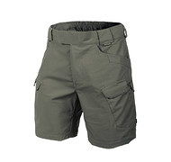 "HELIKON - Spodnie Urban Tactical Shorts 8.5"" - PolyCotton Ripstop - Taiga Green"