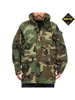 Kurtka ECWCS Gore-tex - DEMOBIL - Woodland - L-Regular