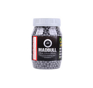 MadBull - Kulki ASG - 0,38g - 2000 szt. - Ultimate Grey Stainless