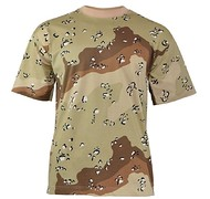 MFH - T-shirt Desert 6color -