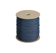 Paracord - MIL-SPEC 550-7 - 4 mm - Blue speck - 1 metr