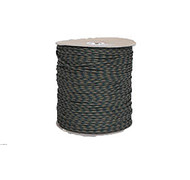 Paracord - MIL-SPEC 550-7 - 4 mm - Woodland - Szpula 304,8m