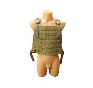 Tactical Army - Plate Carrier Harness - Coyote