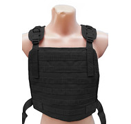 Tactical Army - Plate Carrier Harness - Czarna