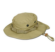 Teesar Inc. - Kapelusz Boonie Hat z Osłoną - RipStop - Coyote Brown - medium